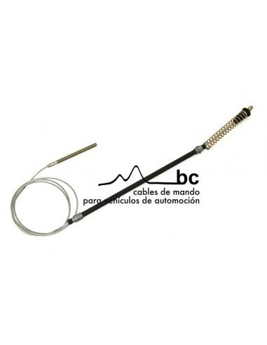 Cable De Freno Derecho Fiat Uno